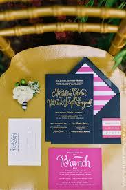 margotmadison navy and gold wedding invitations