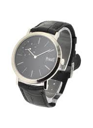 piaget altiplano g0a34114 piaget altiplano white gold essential watches