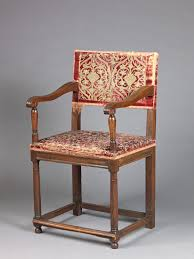 Italian Armchair Armchair Chaise à Bras French And Italian The Met