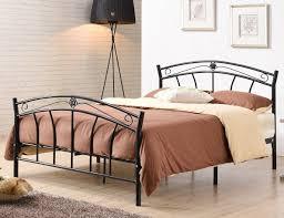 Iron Platform Bed Incredible Iron Platform Bed With Metal Platform Beds Youll Love