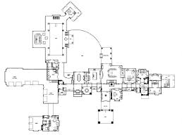 mansion home floor plans grand teton estate log homes cabins and log home floor plans