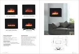 small wall mount electric fireplace home interior design simple