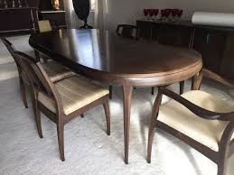 Dining Table And Six Chairs Elegant Mount Airy Chair Company Dining Table With Six Chairs And
