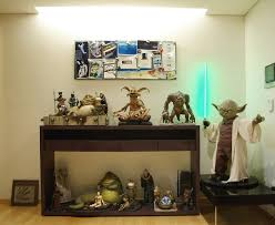 Home Interior Collectibles by Inside Cho Woong U0027s Amazing Star Wars Collection Starwars Com