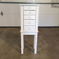 Jewelry Armoire For Sale How To Paint Furniture Jewelry Armoire For Jewelry Organization