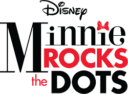 minnie mouse celebrate rockthedots events disneyland