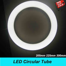 fluorescent tube light bulbs led replacement t9 circular led tube g10q round circular led tubes 205mm 225mm 300mm