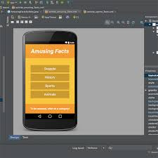 remove bar android android studio app with no title bar carlos codes