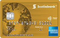 credit cards from visa american express and mastercard scotiabank