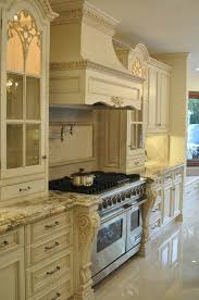 Painted And Glazed Kitchen Cabinets by Painted Glazed Kitchen Cabinets Kitchen Design Ideas