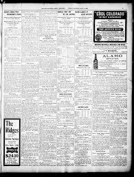 Stephens Roofing San Antonio Tx by The Daily Express San Antonio Tex Vol 41 No 187 Ed 1