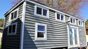 Modern Lofts by Tiny House On Wheels Modern Bright Airy Feel Two Lofts Staircase