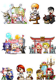 Maplestory Chairs In Progress Cash Shop Specials 9 19 9 24