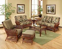 Rattan Living Room Furniture Wicker Living Room Furniture Sets Designs Ideas Decors