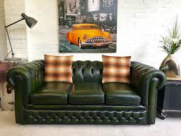 green leather chesterfield sofa beautiful racing green leather chesterfield sofa can deliver