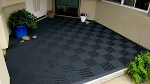 outdoor rubber mats benefits uses how to install and much more