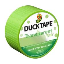 Weirdest Color Names by Duct Tape Products Duck Brand
