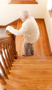 Laminate Flooring On Stairs Slippery Get A Home Inspection To Avoid Falling Hazards Part 1