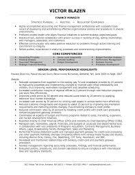 sample resume for auditor puertorico51ststate us
