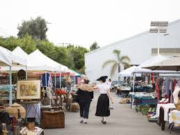 Home Decor Santa Monica La U0027s Best Flea Markets For Vintage Treasure Hunting