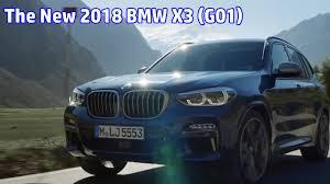 new 2018 bmw x3 m40i g01 video youtube