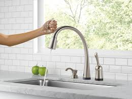 kitchen bar faucets touch activated kitchen sink faucet combined