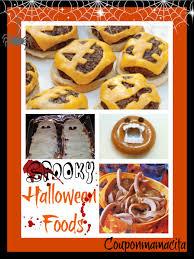 over 20 halloween food recipes coupon mamacita
