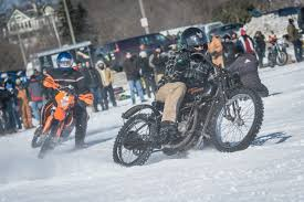 Winter Motorcycle Tires Mama Tried Motorcycle Show