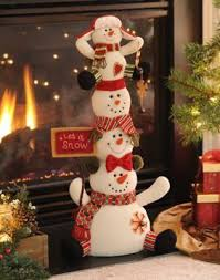 White Christmas Tree Ideas Snowman by 1000 Best Christmas Ideas For Decorating Iii Images On Pinterest