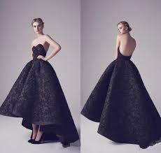 evening dress ashi studio 2016 black evening dresses sweetheart lace applique
