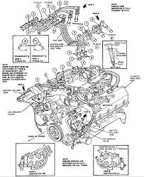 how do i wire the coils to the plugs correctly on a 1994 4 6 v 8