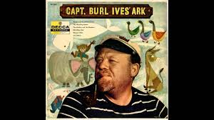 burl ives look at the