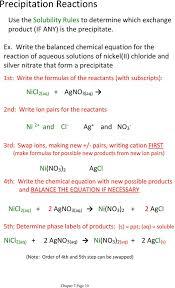 subscripts nicl 2 aq agno 3 aq 2nd print how to interpret chemical equations worksheet ebas balancing chemical equation stoichiometry