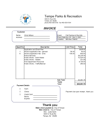 hair stylist invoice template invoices artist professional free