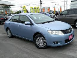 2007 toyota arion a18 used car for sale at gulliver new zealand