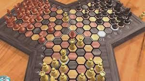 jeu de cuisine en fran軋is triad chess démonstration du jeu d échecs à trois joueurs