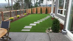 Astro Turf Backyard Artificial Turf In Seattle Bellevue Issaquah Synthetic Lawn