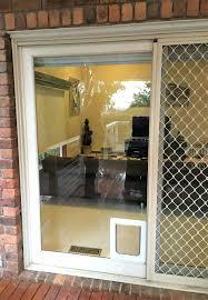 Patio Door Cat Flap Door Inserts For Sliding Door Islademargarita Info