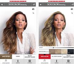 hair and makeup app these beauty apps will change how you shop for makeup and hair