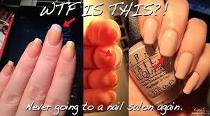 nails grow faster in water images