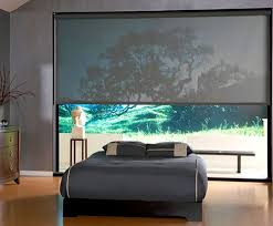 Roller Shades For Sliding Patio Doors Sliding Patio Door Blinds Window Treatments Blindsgalore For