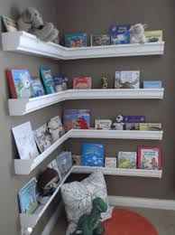 Shelves Bookcases Best 25 Gutter Bookshelf Ideas On Pinterest Rain Gutter Shelves