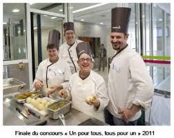 sodexo cuisine résultats du concours de cuisine pour personnes handicapées par