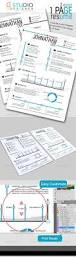 One Page Resume 91 Best Infographic Resume Images On Pinterest Cv Design Resume