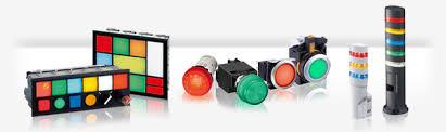 panel mount indicator lights pilot lights idec europe