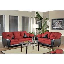 red living room sets you u0027ll love wayfair