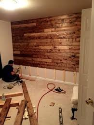 here s how to add wood panelling to walls to add a rustic