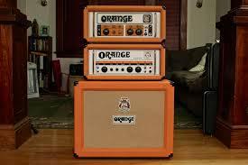 Orange Cabinet 4x12 Orange Amplifiers Ppc Series Ppc212ob 120w 2x12 Open Back Guitar