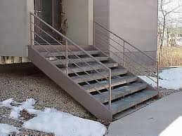 badger railing steel stairs and spiral stairs