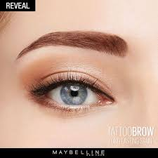 tattoo eyebrows by maybelline makeup trends tattoo brow by maybelline